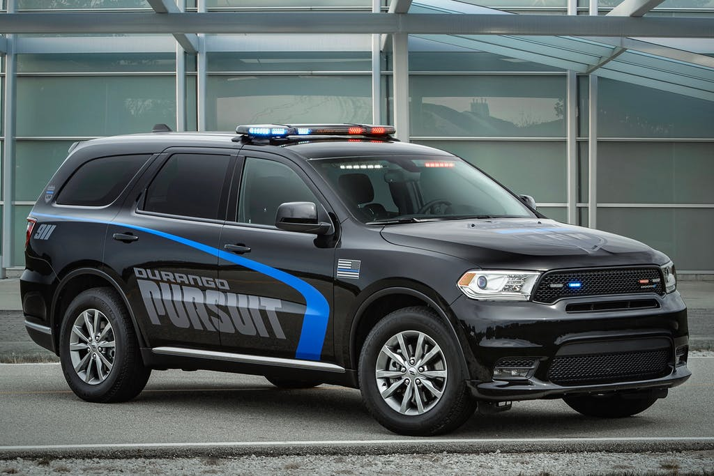 Are Police Cars Faster than Normal Cars? | CARFAX