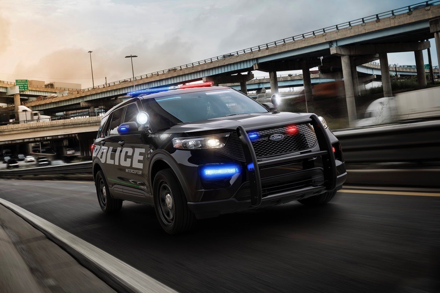 Are Police Cars Faster than Normal Cars?