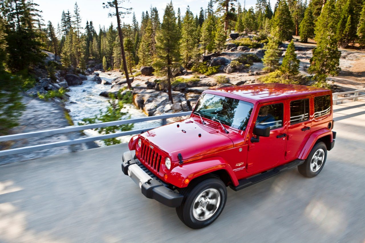 5 Tips for Purchasing a Used Jeep Wrangler