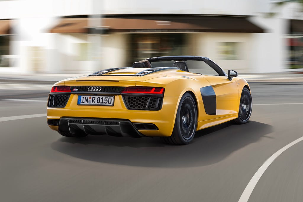 Is It Expensive To Maintain An Audi R8 Carfax