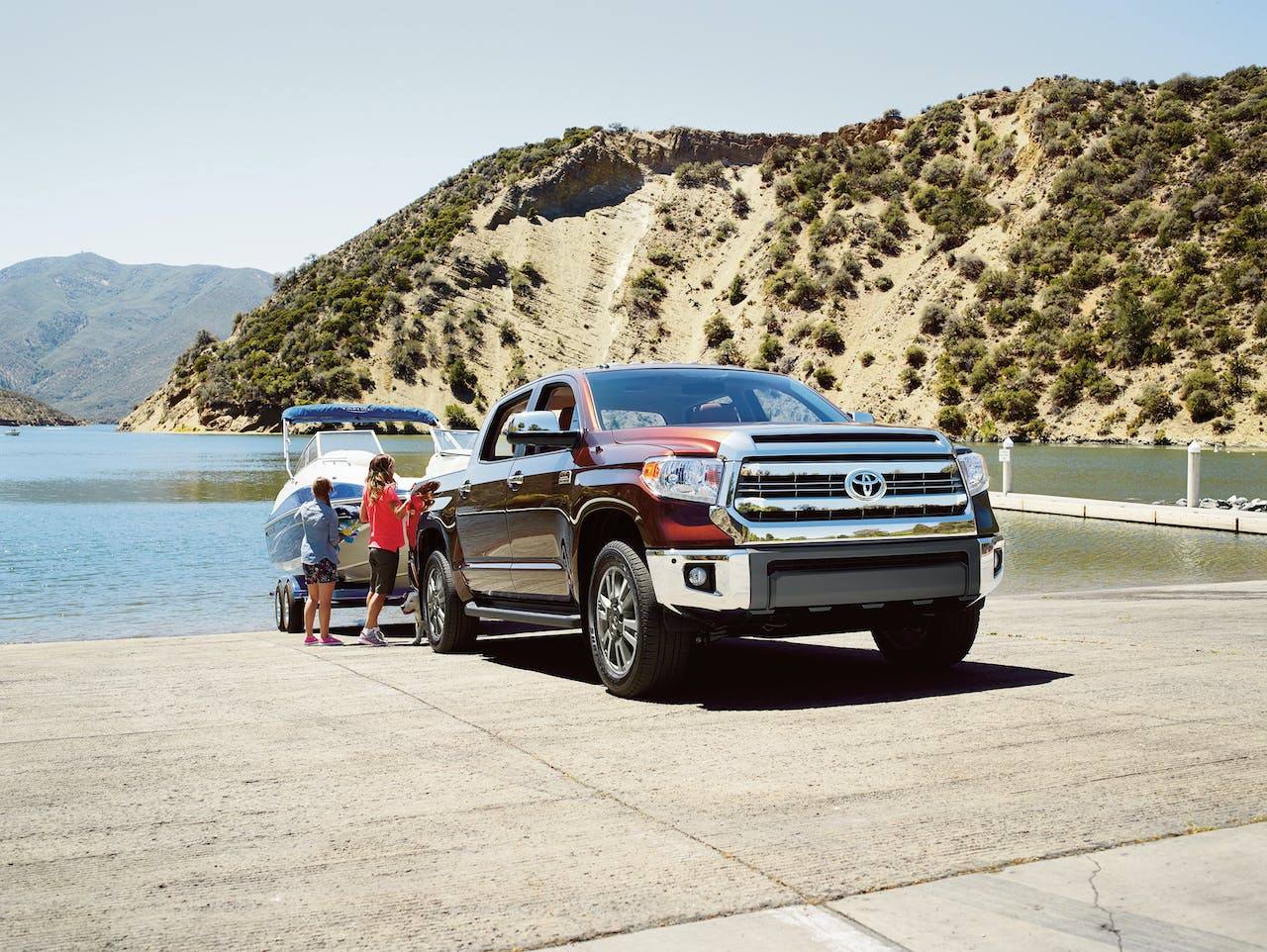 What Are the Toyota Tundra's Towing Features?