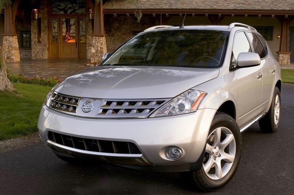 2006 Nissan Murano Front View