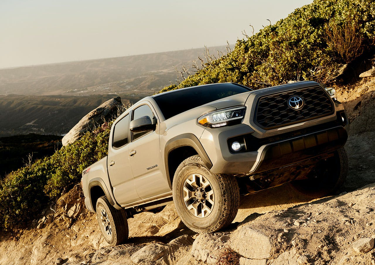 Why is the Toyota Tacoma So Popular?