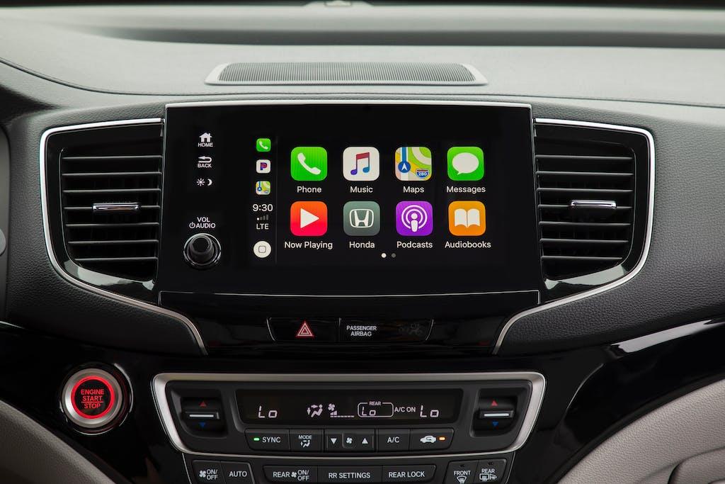 2019 Honda Pilot Elite Screen with Apps