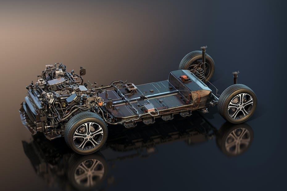 Chevrolet Bolt Electric Car Battery