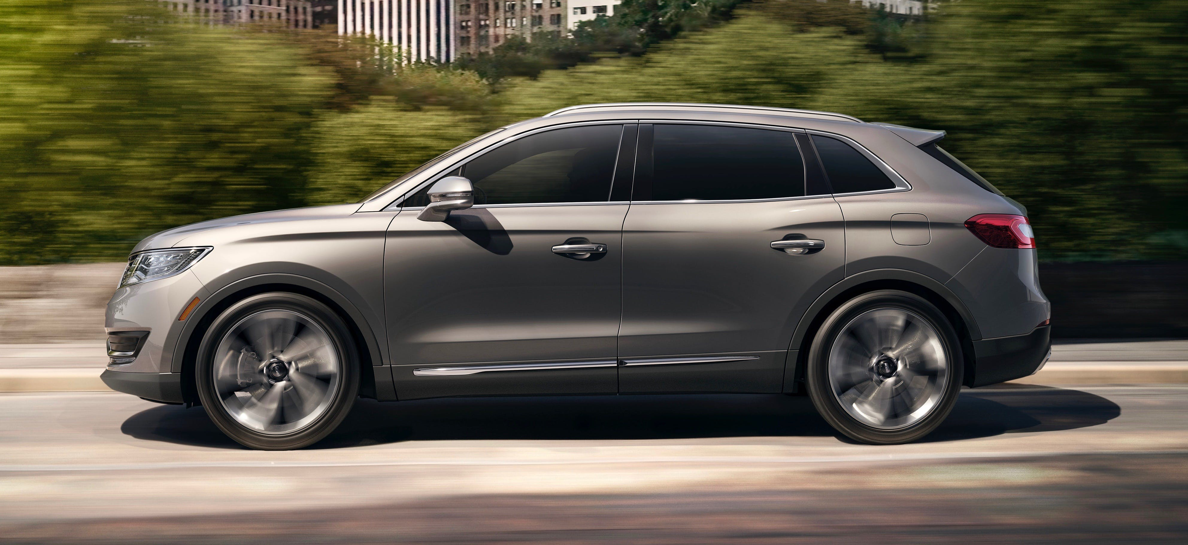 Car Recall: Lincoln MKX for Fire Risk