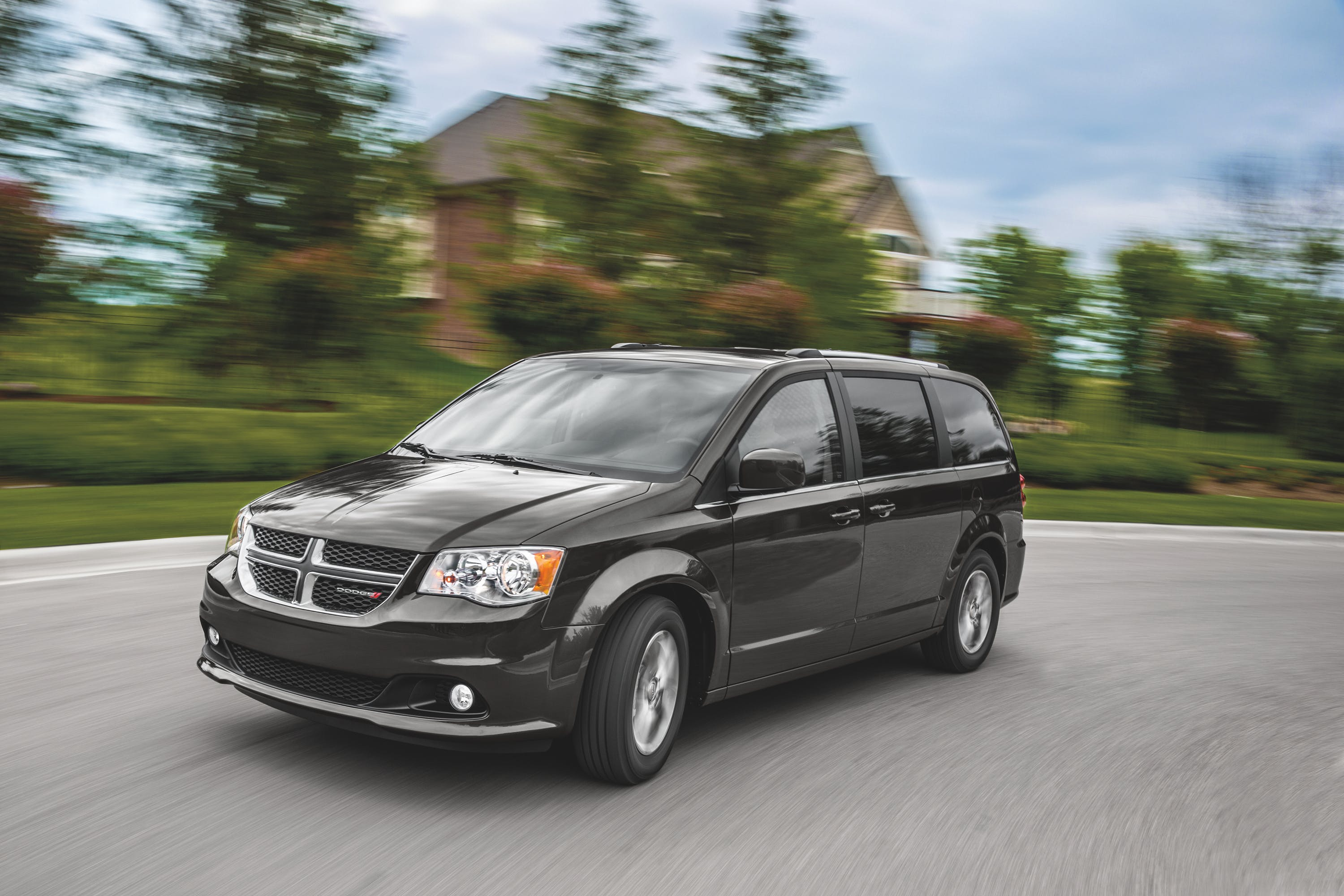 Car Recall: Dodge Grand Caravan Seatbelt Issue