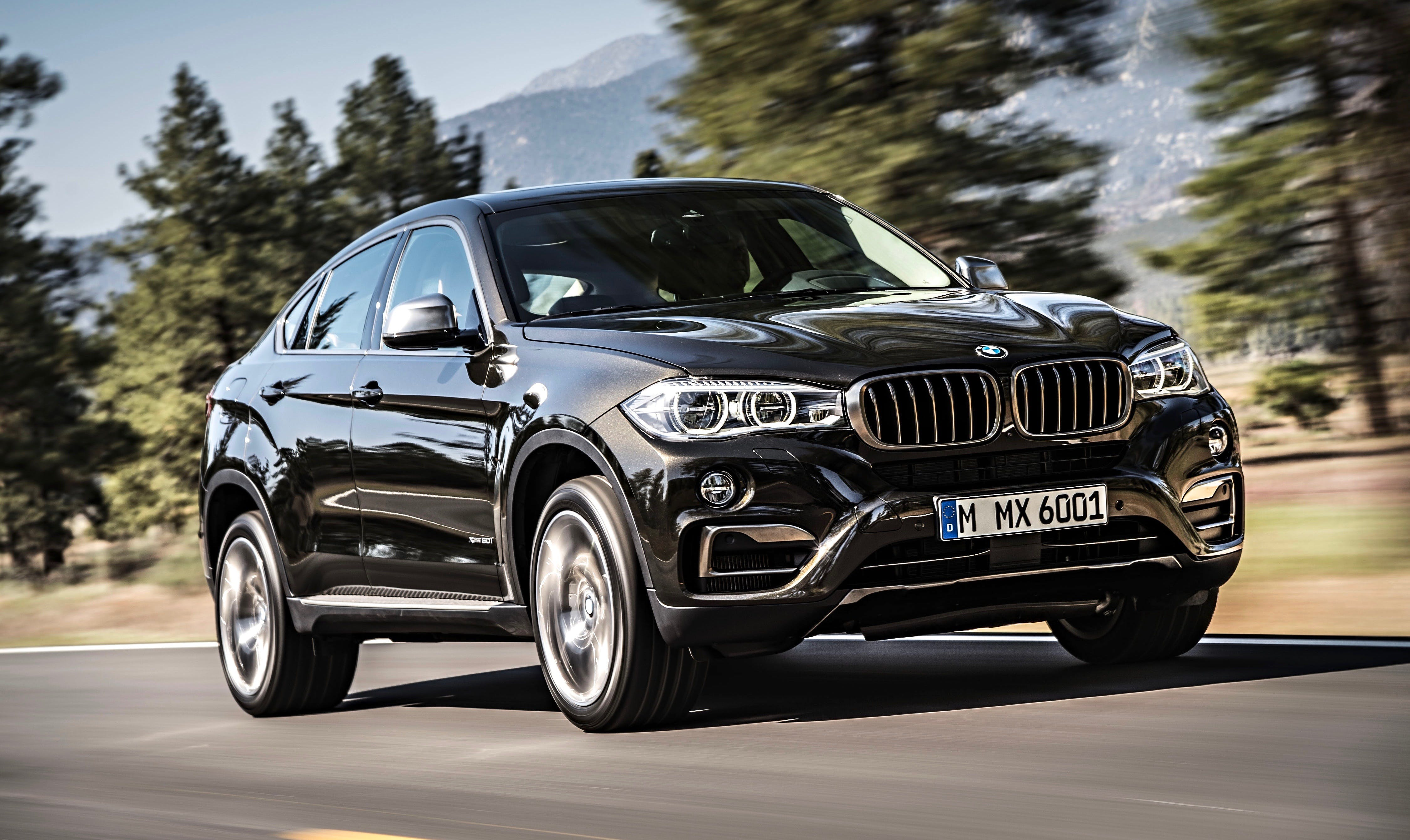 Car Recall: BMW X6 for Issue With Child-seat Anchors