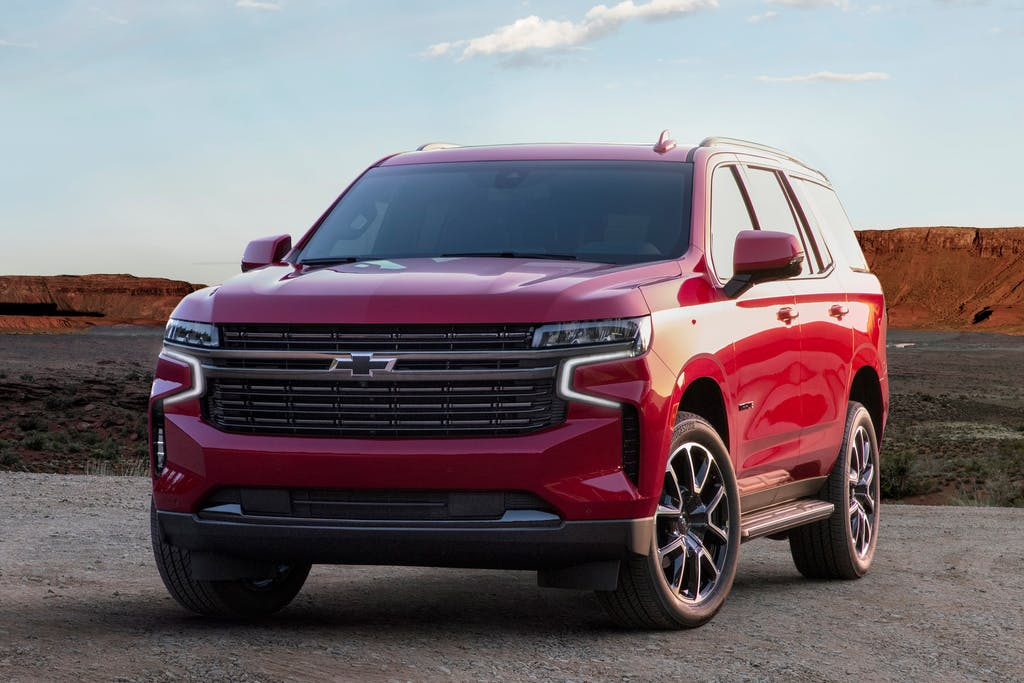 Redesigned 2021 Chevrolet Tahoe Key Details Carfax