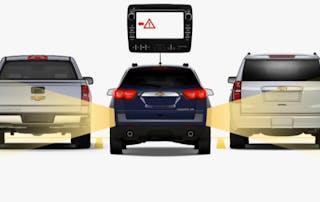 Rear Automatic Emergency Braking
