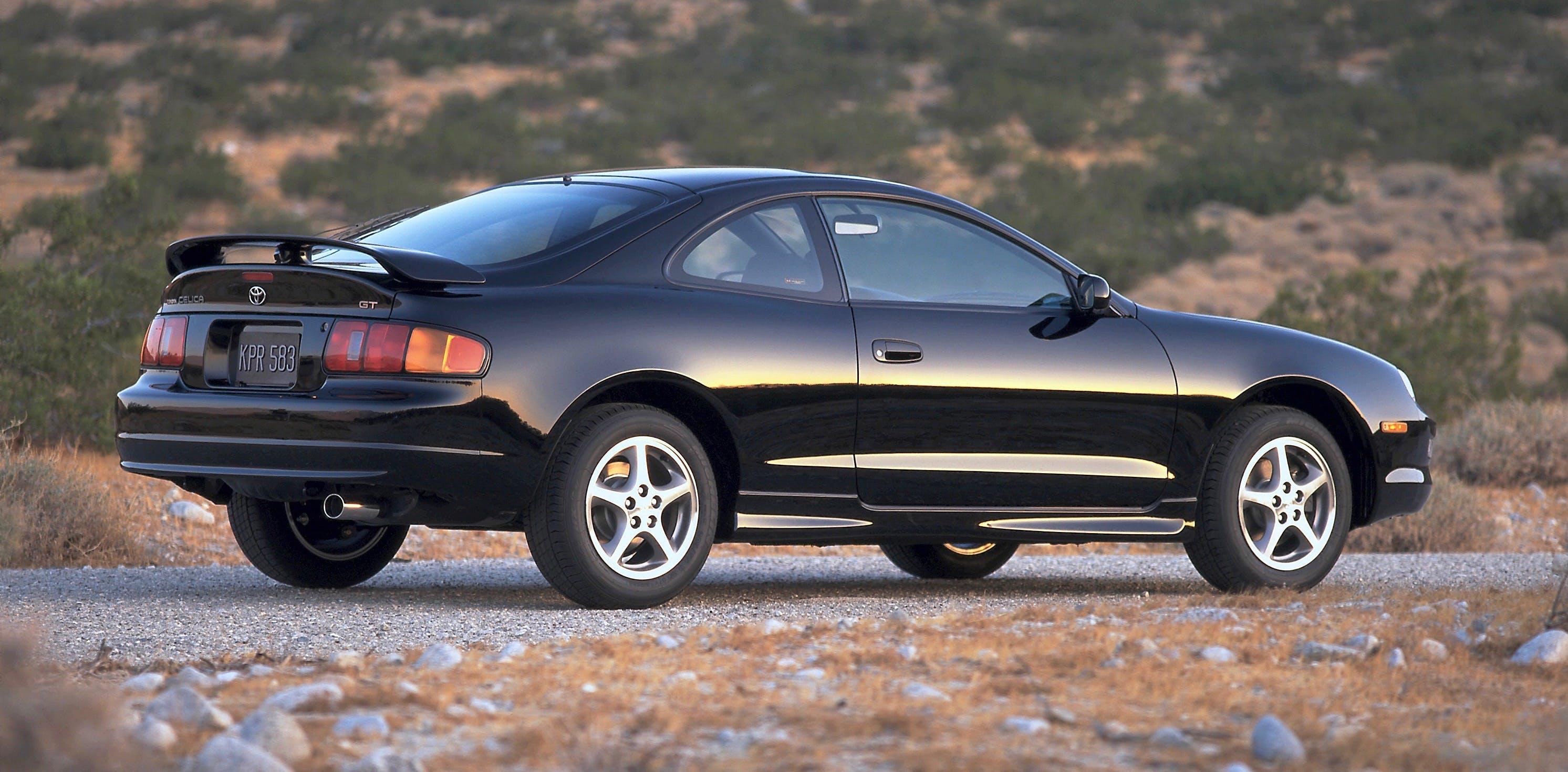 Car Recall: Late '90s Toyota Supra, RAV4, Celica for New Takata Airbag Issue