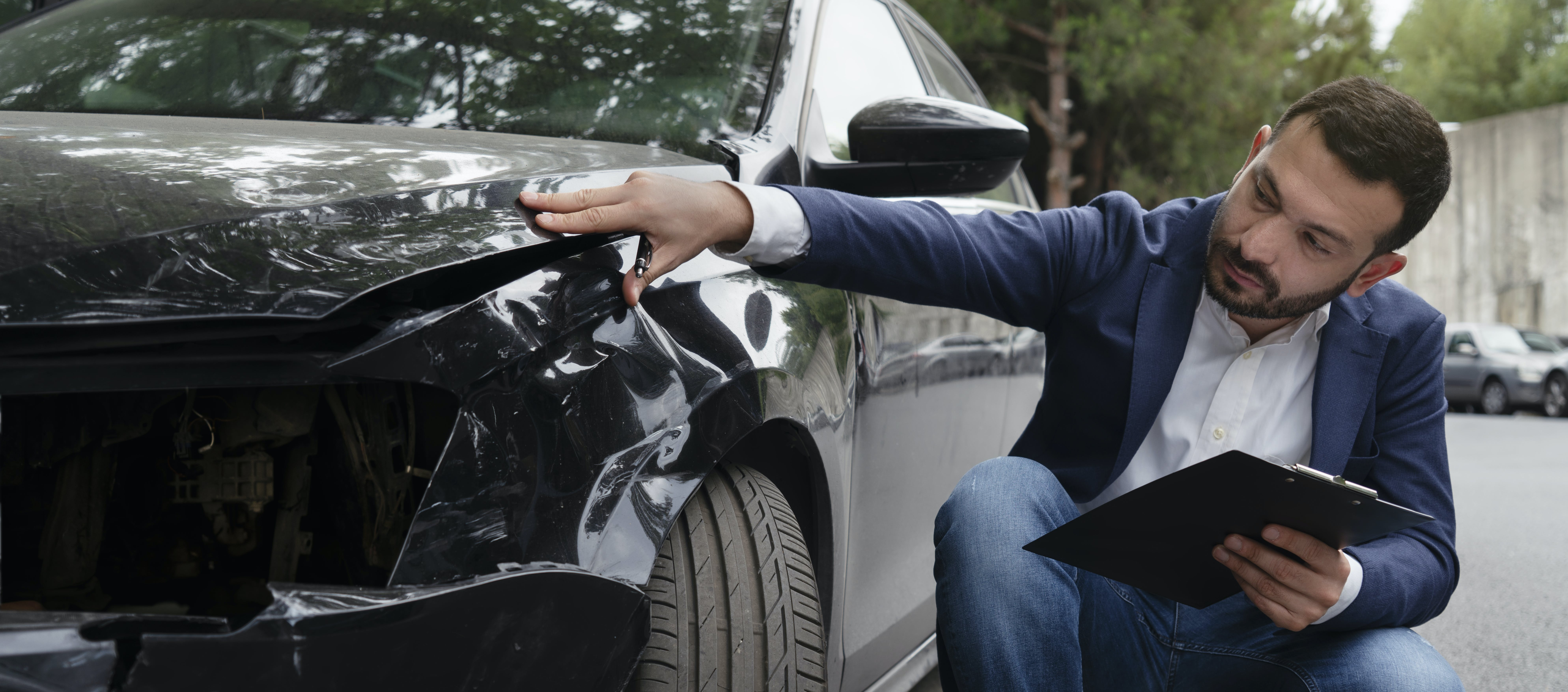 How to Check for Accident Damage on a Used Car