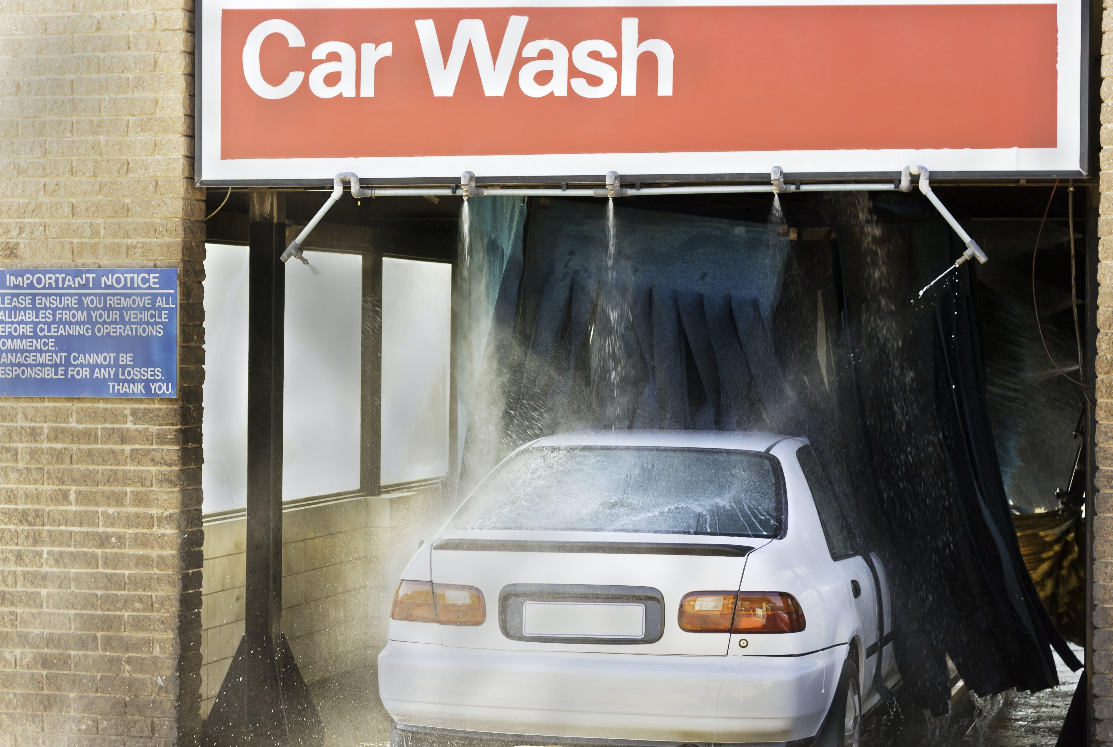 Gas Station Car Wash: Good Idea? | CARFAX