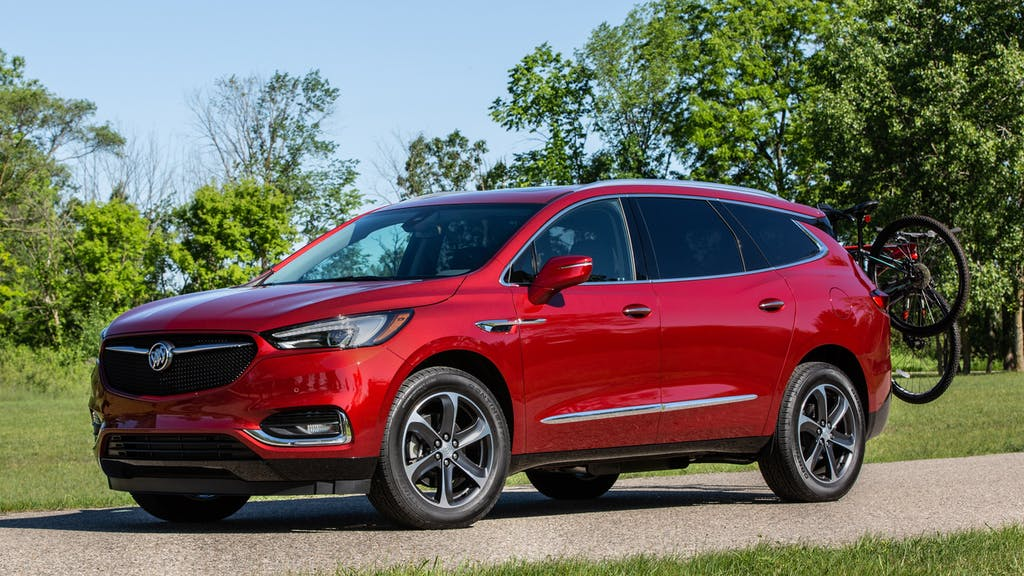 2020 Buick Enclave / Photo Credit: Buick