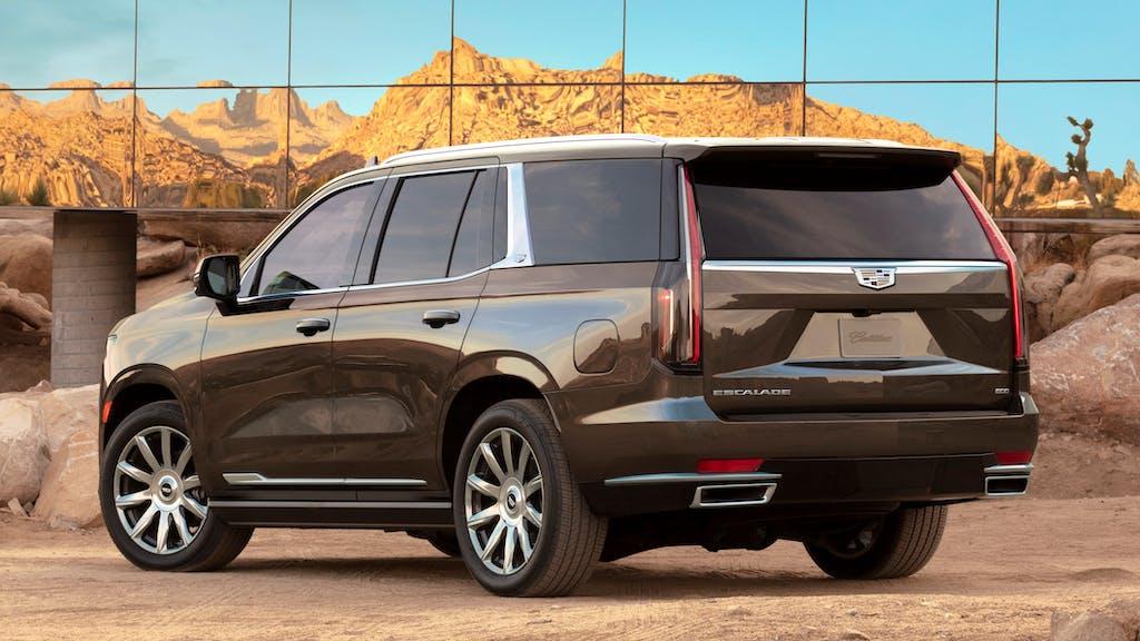 Redesigned 2021 Cadillac Escalade: Key Details | CARFAX