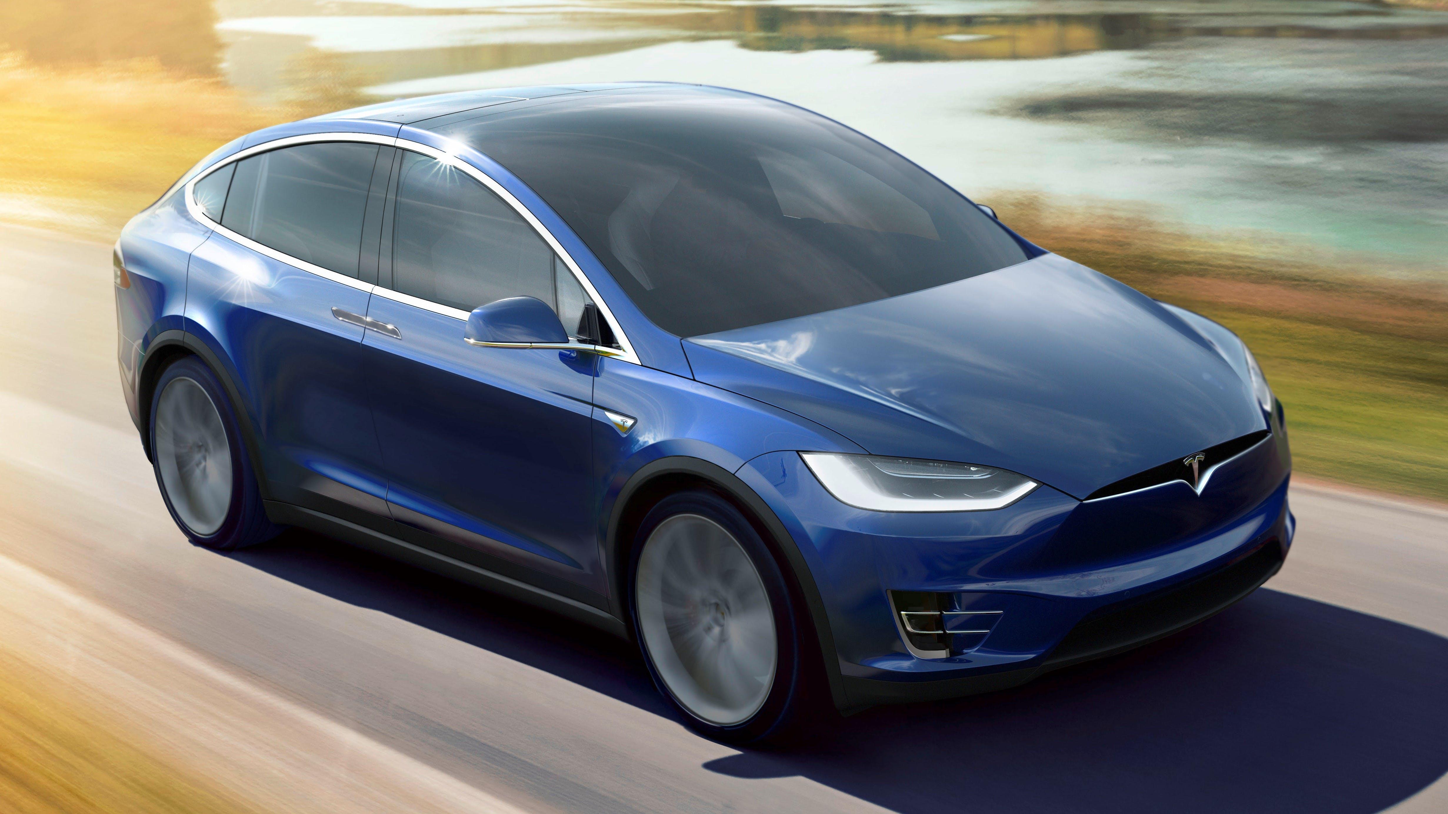 Car Recall: Tesla Model X Power Steering Loss