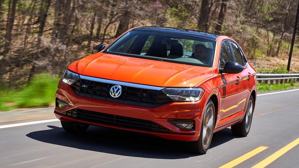 2020 Volkswagen Jetta / Photo Credit: Volkswagen