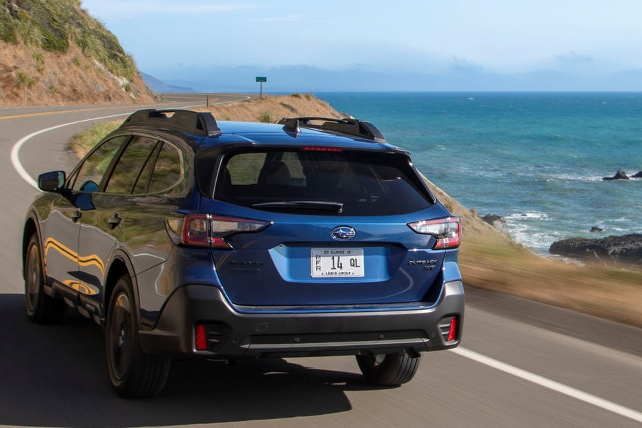 2020 Subaru Outback / Photo Credit: Subaru