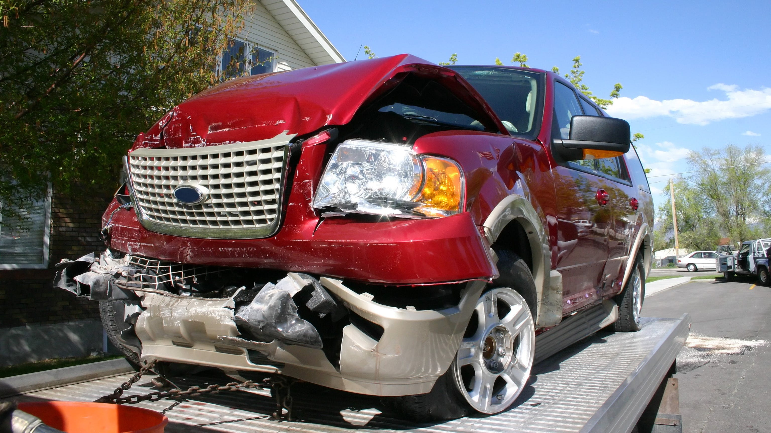 Total Loss: When Is Your Car Totaled?