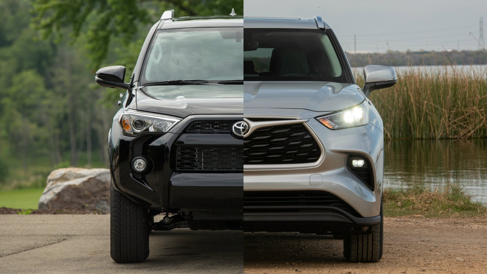 4WD vs AWD: Here's the Difference