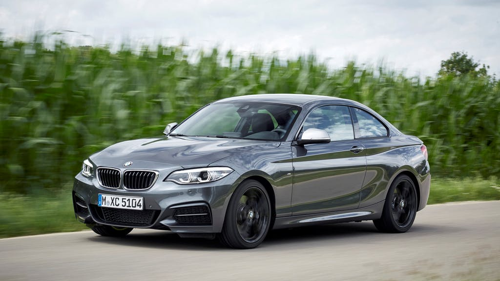 2020 BMW 2 Series Coupe / Photo Credit: BMW