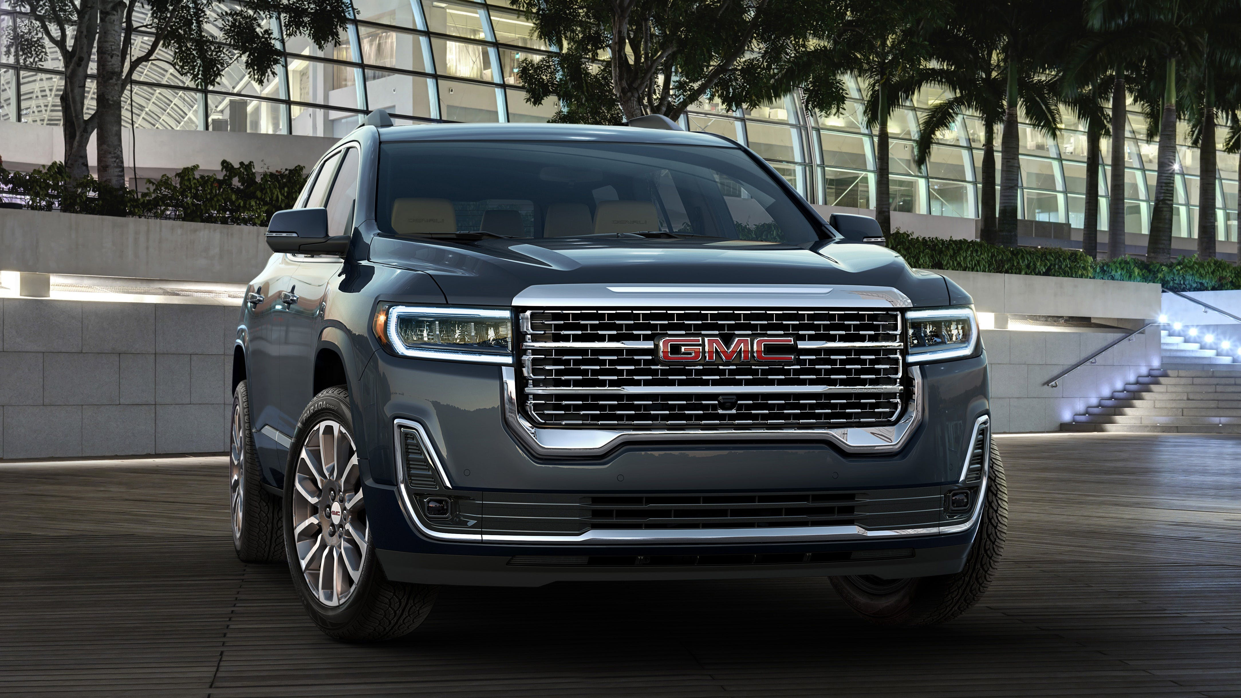 Refreshed 2020 GMC Acadia Denali | Test Drive Review | CARFAX
