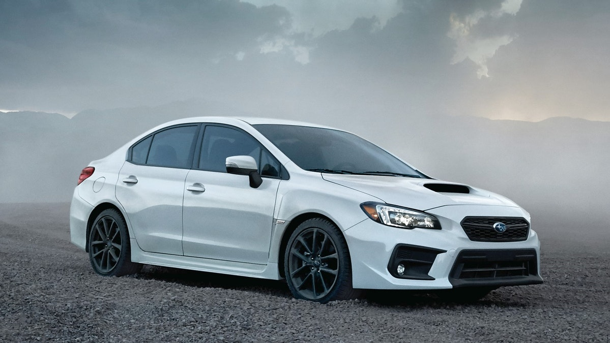 2020 Subaru WRX / Photo Credit: Subaru