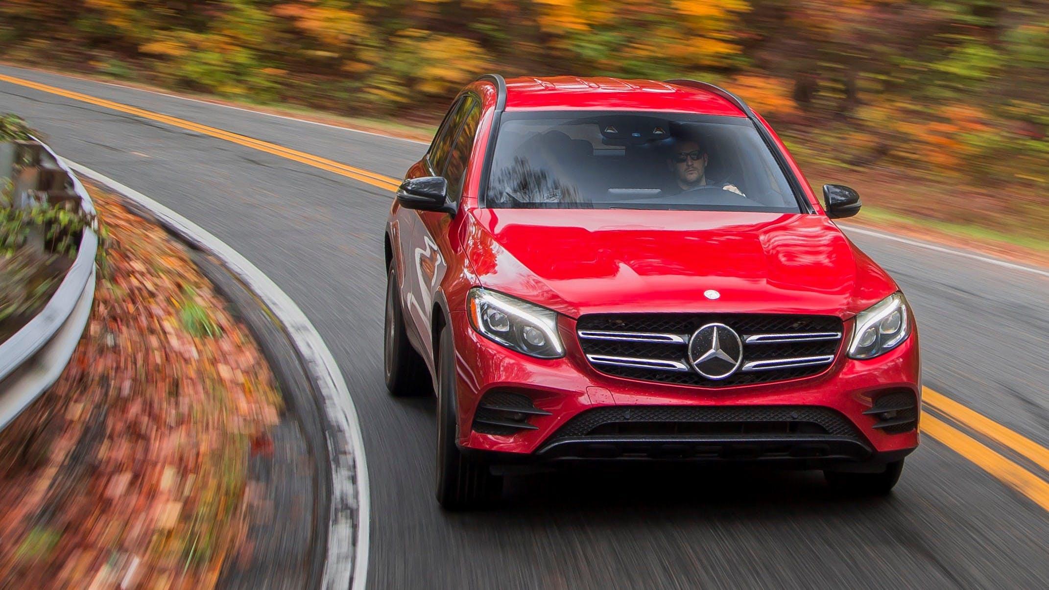 2019 Mercedes-Benz GLC / Photo Credit: Mercedes-Benz