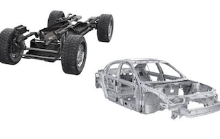 Unibody vs. Body on Frame