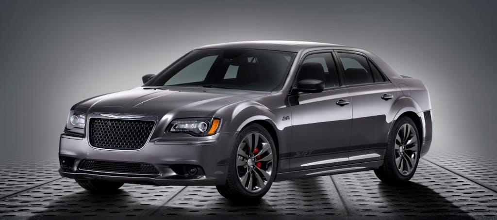 2014 Chrysler 300 / Photo Credit: Chrysler