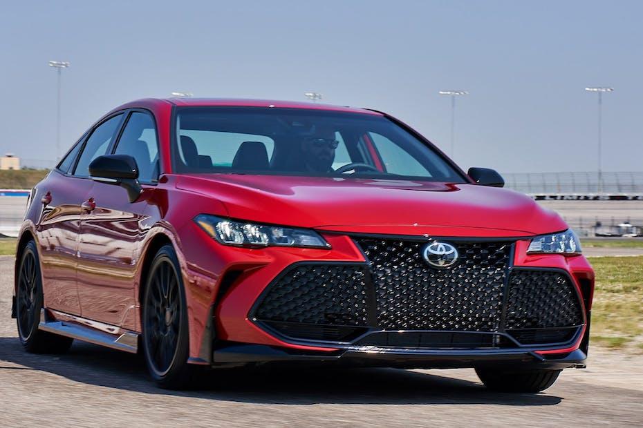 2020 Toyota Avalon TRD / Photo Credit: Toyota