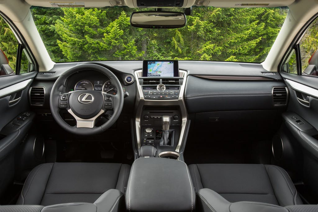 2020 Lexus NX Hybrid / Photo Credit: Lexus