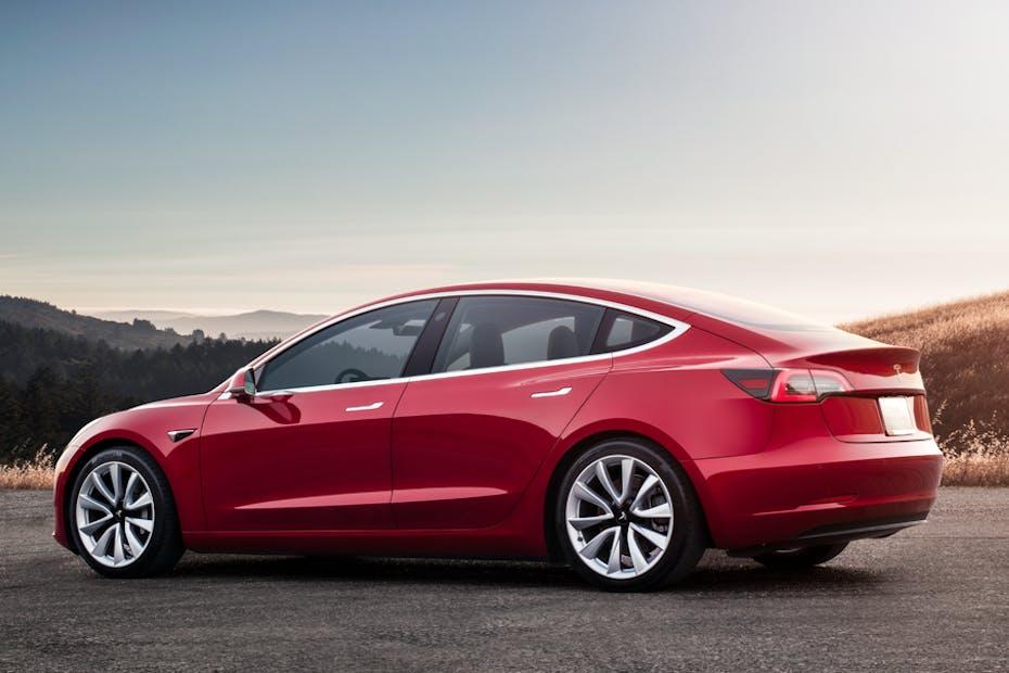2020 Tesla Model 3 / Photo Credit: Tesla