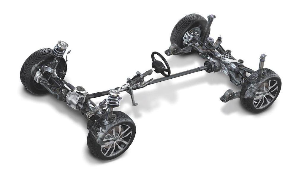 AWD System