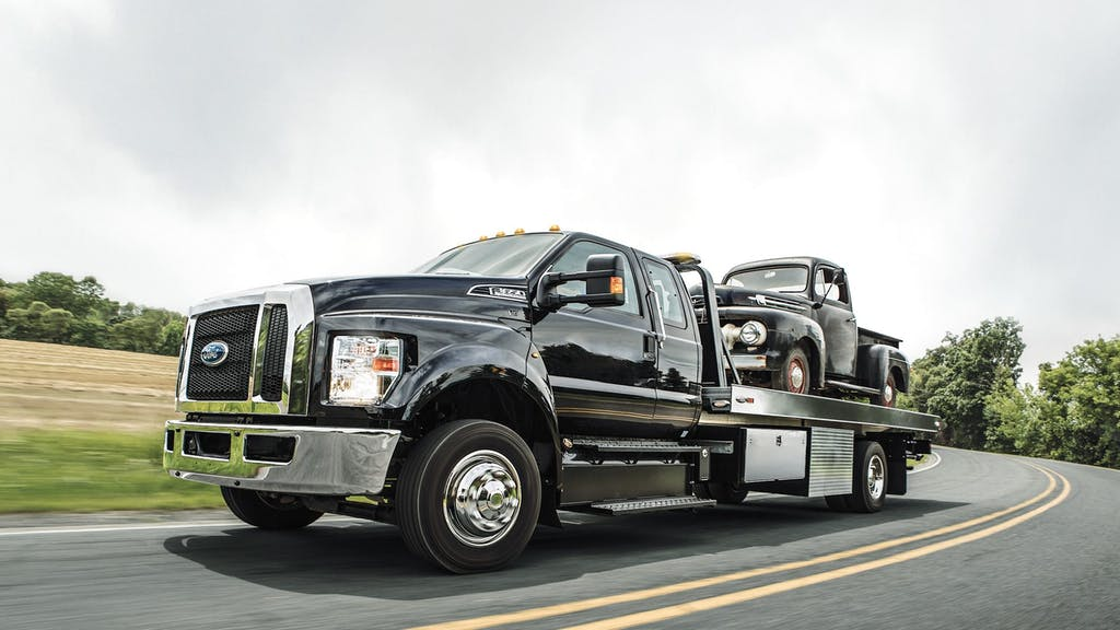 2020 Ford F-650 / Photo Credit: Ford
