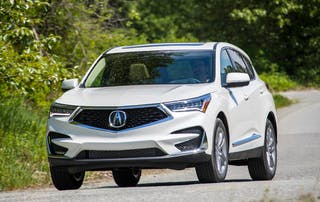 2019 Acura RDX / Photo Credit: Acura