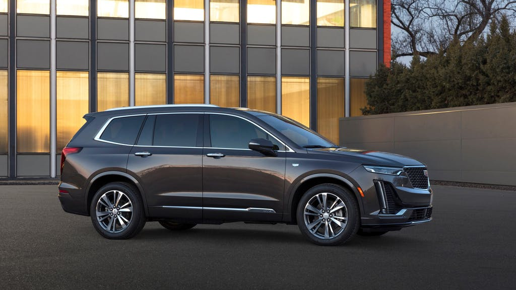 2020 Cadillac XT6 / Photo Credit: Cadillac