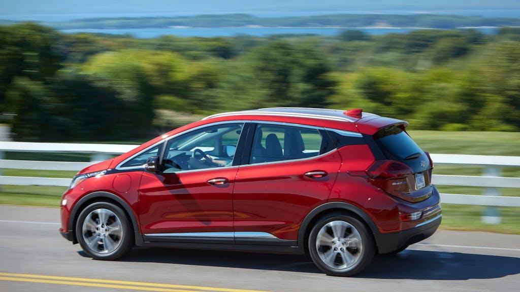 2020 Chevrolet Bolt EV / Photo Credit: Chevrolet