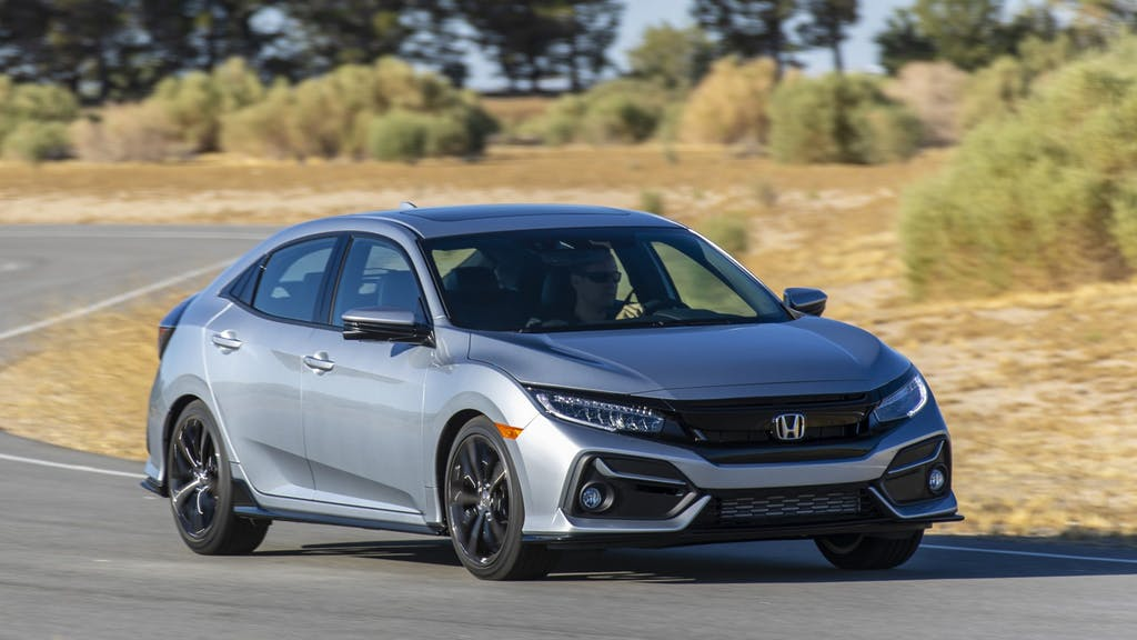 2020 Honda Civic Hatchback Test Drive Review Carfax