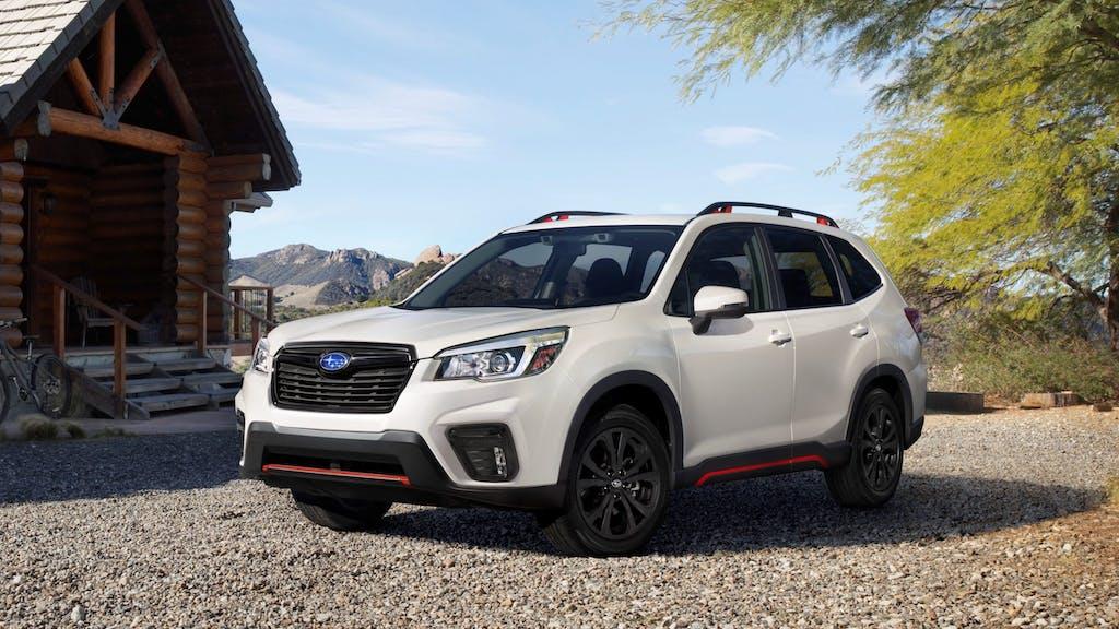 2020 Subaru Forester / Photo Credit: Subaru