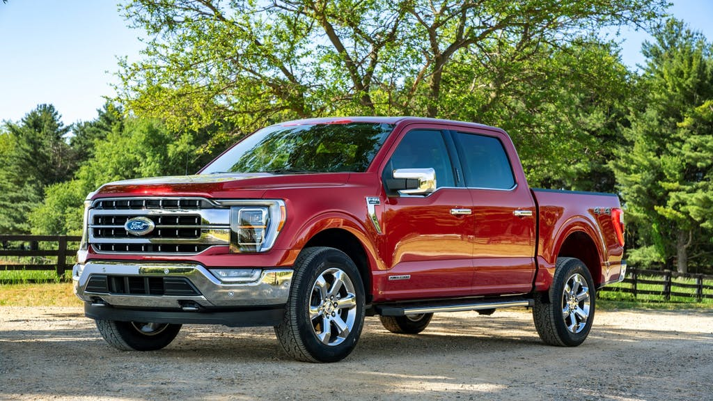 2021 Ford F-150 / Photo Credit: Ford