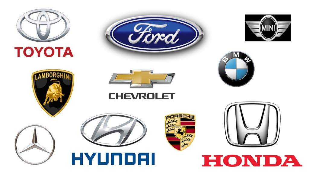 Every Car Brand Car Logo And Who Owns Each Brand Carfax