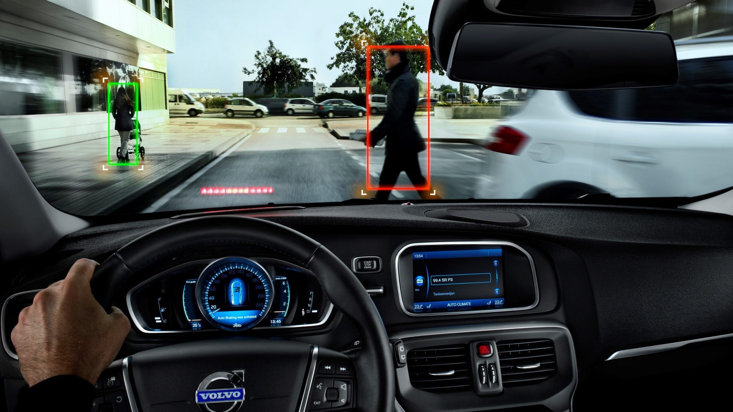 How Does Pedestrian Detection Work?