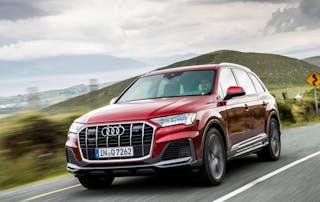 2020 Audi Q7 / Photo Credit: Audi