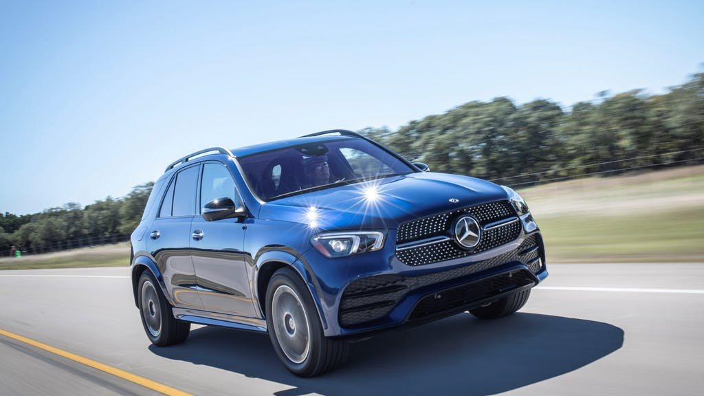 2020 Mercedes-Benz GLE / Photo Credit: Mercedes-Benz