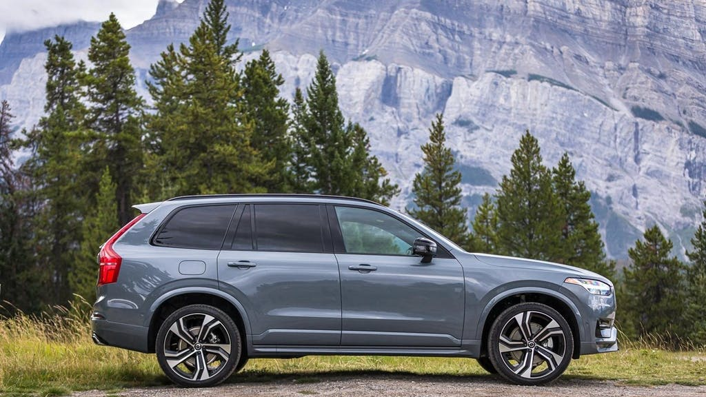 2020 Volvo XC90 / Photo Credit: Volvo