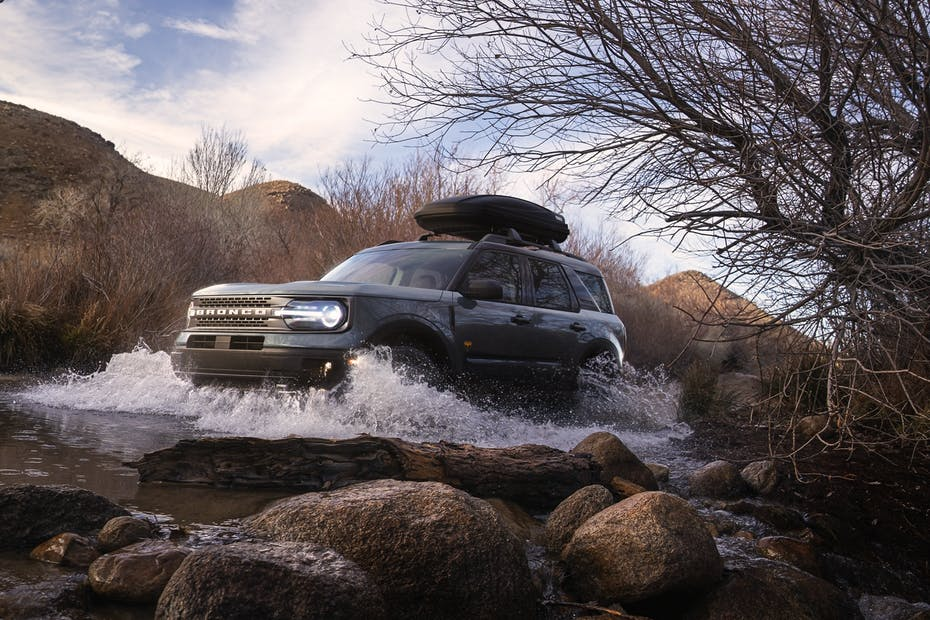 2021 Ford Bronco Sport / Photo Credit: Ford