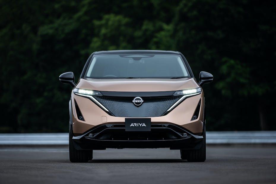 2022 Nissan Ariya / Photo Credit: Nissan