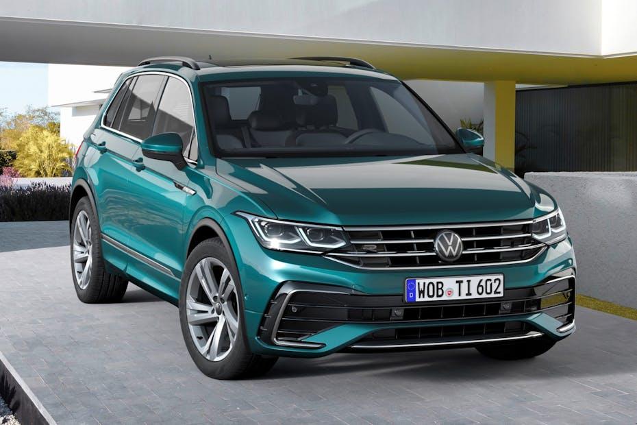 2022 Volkswagen Tiguan / Photo Credit: Volkswagen