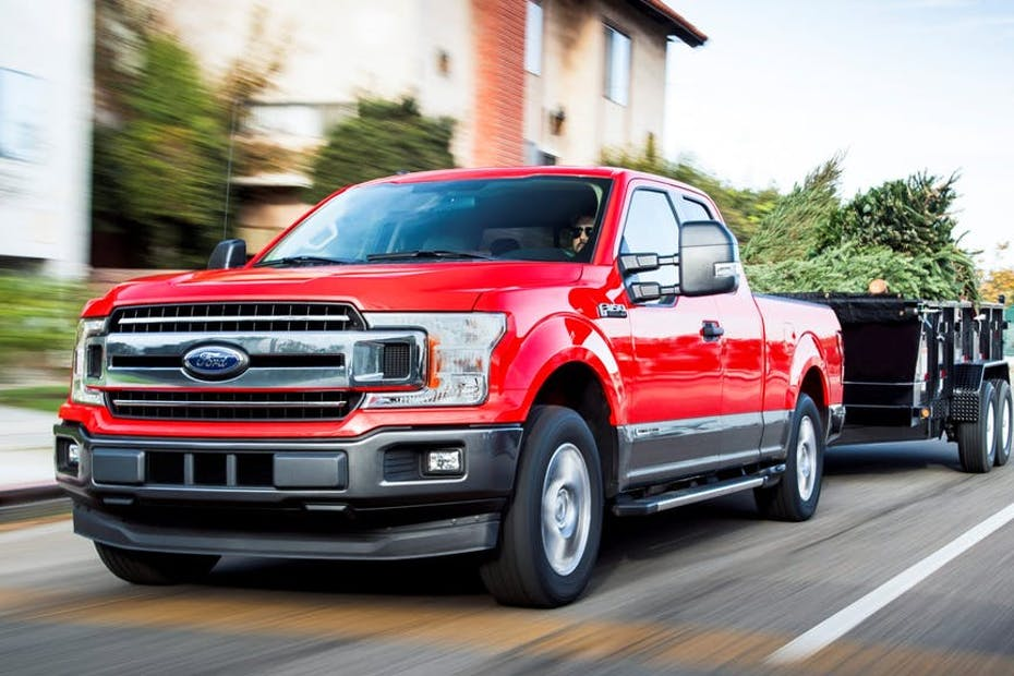 2020 Ford F-150 / Photo Credit: Ford